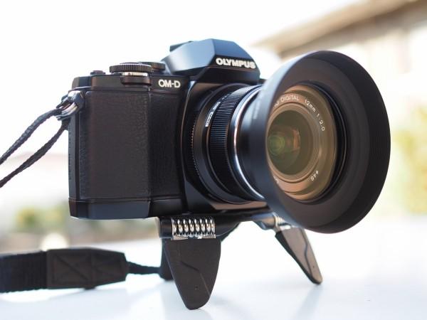 E-M10 + MZD12mm/F2.0