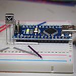 Arduino nano 互換ボードと赤外線受信モジュール