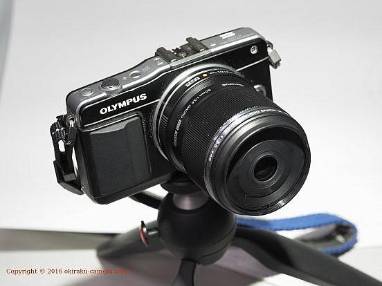 E-PM2 + MZD30mm F3.5