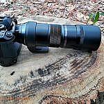 OM-D E-M1 mkII + MC-14 + 300mm F4