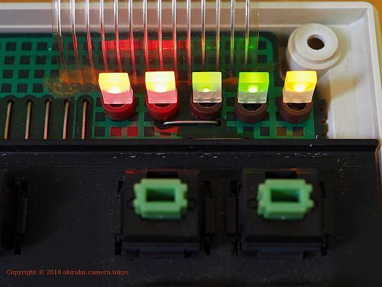 ASkeyboard LED